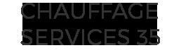 Chauffage Services 35 Logo